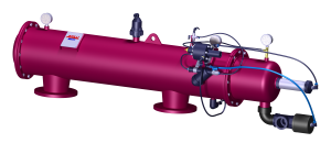 hidrolik filtre regülator kontrollü